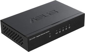 Asus 5-Port Gigabit Switch (GX-U1051)