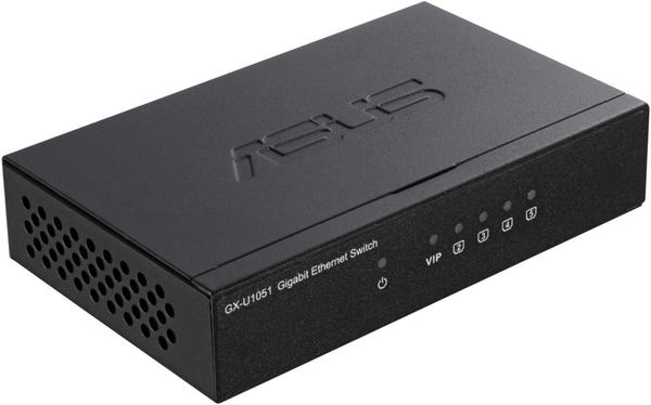 Asus 5-Port Gigabit Switch (GX-U1051)