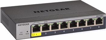 Netgear 8-Port Gigabit Switch (GS108Tv3)