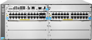 HPE 5406R-44G-PoE+/4SFP v2 zl2 Switch (ohne PSU)