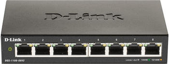 D-Link DGS-1100-08 V2