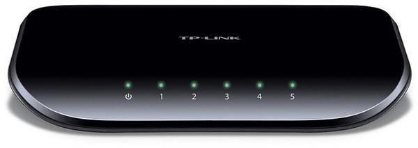 TP-Link 5-Port Gigabit Switch (TL-SG1005D)