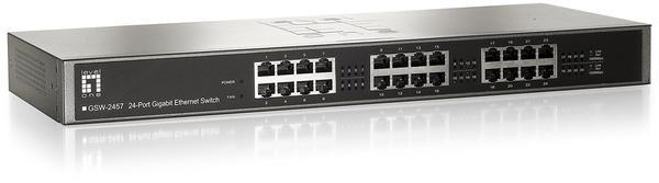 Level One 24-Port Gigabit Switch (GSW-2457)