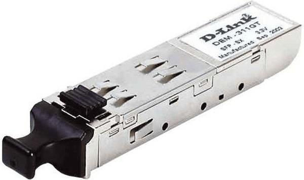 D-Link Transceiver-Modul 1000Base-SX LC SFP (DEM-311GT)