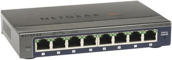 Netgear 8-Port Gigabit Switch (GS108Ev1)