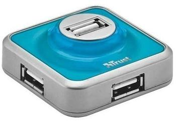 Trust Computer 16128 Usb 2.0 Micro Hub 4PORT