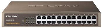 TP-LINK 24-Port Fast Ethernet Switch (TL-SF1024D)