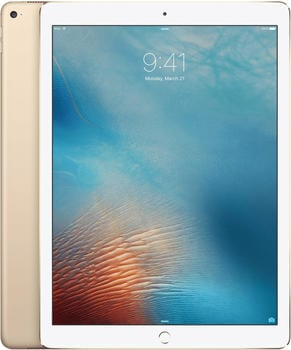 Apple iPad Pro 128GB WiFi gold
