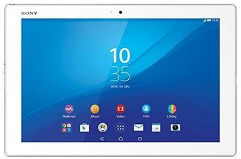 Sony Xperia Z4 Tablet 32 GB WIFI Weiss