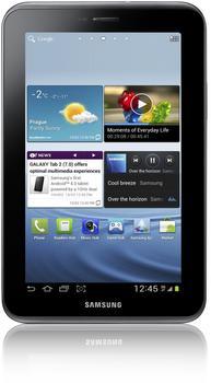 Samsung Galaxy Tab 2 7.0 8GB Wi-Fi + 3G titanium silber