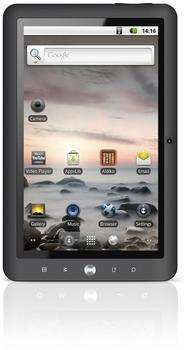 Coby Kyros MID1125 10.0 4GB Wi-Fi + 3G schwarz