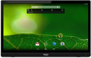 Xoro MegaPAD 3202 32.0 16GB Wi-Fi schwarz