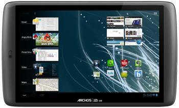 Archos 101 G9 Turbo 10.1 16GB Wi-Fi + 3G schwarz