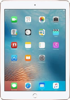 Apple iPad Pro 9.7 32GB Wi-Fi + LTE rosegold