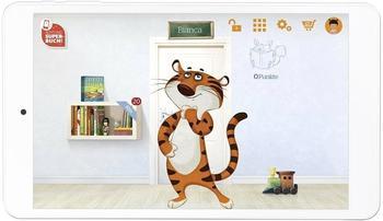 Odys TigerTab 8.0 16GB Wi-Fi weiß