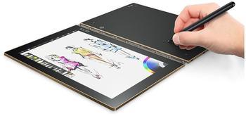 Lenovo Yoga Book LTE Android 6 champagne gold