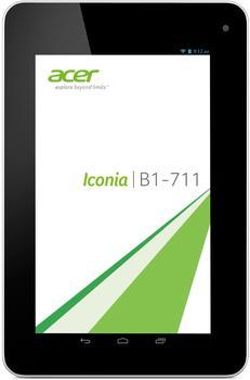 Acer Iconia B1-711 8GB 3G weiß