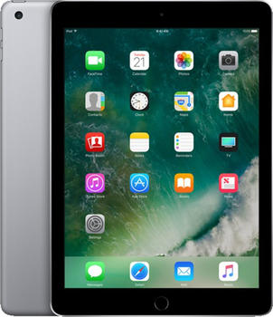Apple iPad 9.7 (2017) 32GB Wi-Fi spacegrau