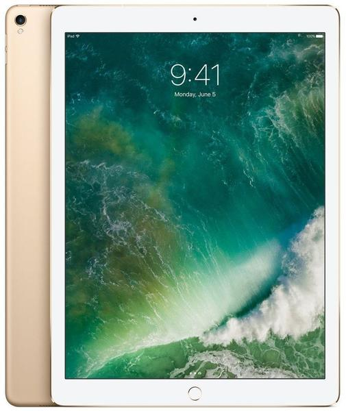 Apple iPad Pro 12.9 (2017) 256GB WiFi + 4G gold