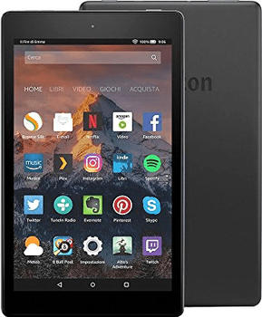Amazon Fire HD 8 32GB (2017) schwarz