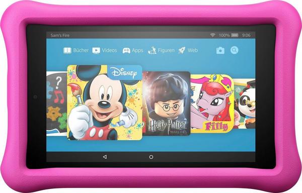 Amazon Fire HD 8 Kids Edition pink (2017)