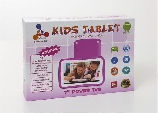 Waiky Power Tab Kids pink