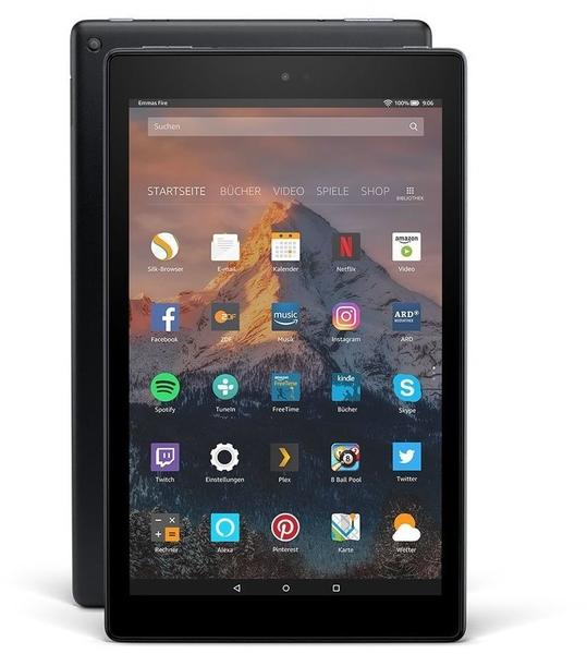 Amazon Fire 10 HD 32 GB Schwarz