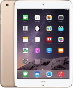 Apple iPad mini 3 64GB WiFi + 4G gold