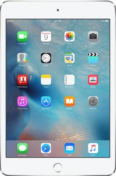 Apple iPad mini 4 mit Retina Display 7.9 128GB Wi-Fi + LTE Silber