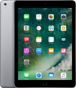 Apple iPad 128GB WiFi spacegrau (2017)