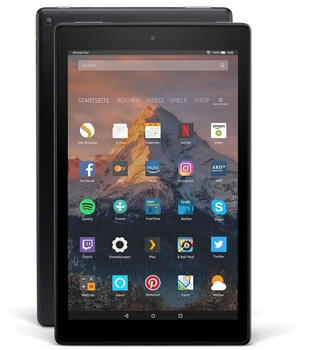 Amazon Fire HD 10 64GB (2017) schwarz