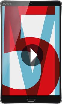 Huawei MediaPad M5 8.4 32GB Wi-Fi grau