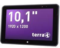 WORTMANN Terra PAD 1085 INDUSTRY - Tablet - Atom Z37951.59 GHz - Win 10 Pro - 4 GB RAM - 128 GB S