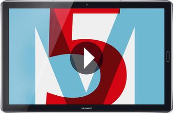 Huawei MediaPad M5 WiFi 64GB Grau