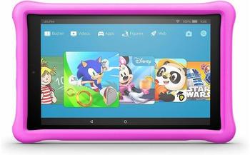 Amazon Fire HD 10 Kids Edition Tablet 10.1 Zoll, 1080p Full HD-Display, 32 GB, rosa