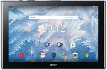 Acer ICONIA One 10 B3-A40FHD Android-Tablet 25.7cm (10.1 Zoll) 32GB Wi-Fi Schwarz 1.5GHz Quad Core A