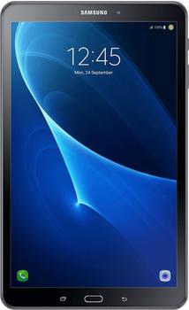 "Samsung Galaxy Tab A (2016) - Tablet - Android 6.0 (Marshmallow) - 32 GB - 25.54 cm (10.1"") TFT 1920 x 1200 - microSD-Steckplatz - 4G - LTE - Schwarz"