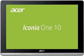 Acer Iconia One 10 , Tablet-PC silber, B3-A50