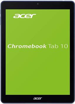 Acer Chromebook Tab 10 D651N-K68N Tablet-PC blau, Chrome OS)