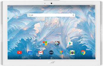 Acer Iconia One 10 B3-A40-K5EE Android-Tablet 25.7cm (10.1 Zoll) 32GB Wi-Fi Weiß 1.5GHz Quad Core A