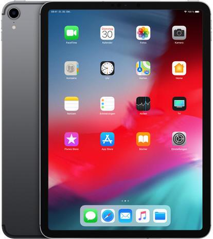 Apple iPad Pro 11.0 (2018) 256GB Wi-Fi Space Grau
