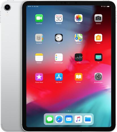 Apple iPad Pro 11.0 (2018) 1TB Wi-Fi + LTE Silber