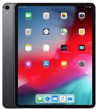 Apple iPad Pro 12.9 (2018) 256GB + LTE Wi-Fi Space Grau