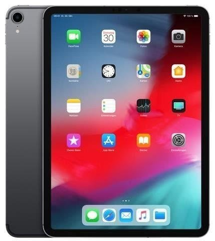 Apple iPad Pro 11.0 (2018) 256GB Wi-Fi + LTE Space Grau