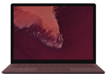 Microsoft Surface Laptop 2 Business i7 512GB rot
