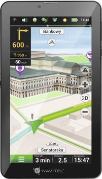 NAVITEL Tablet T700 3G Navi 7 Zoll Android schwarz