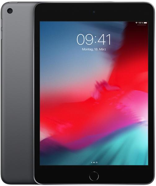 Apple iPad mini (2019) 64 GB Wifi spacegrau