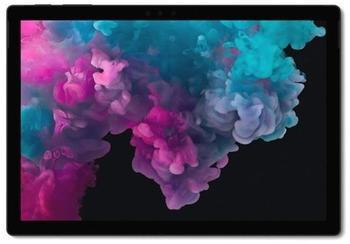 Microsoft Surface Pro 6 i7 256GB schwarz