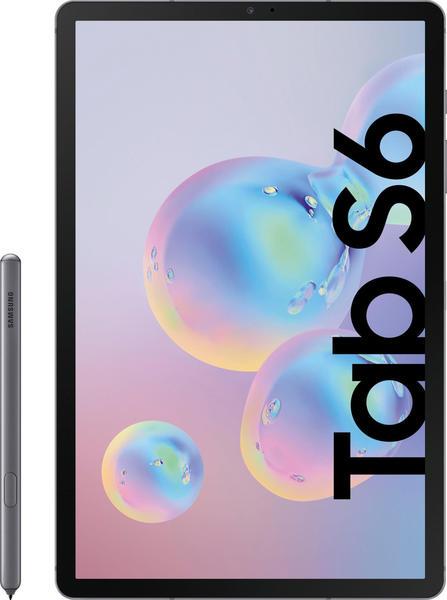Samsung Galaxy Tab S6 128GB LTE grau