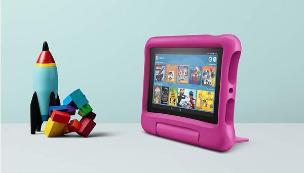 Amazon Fire 7 Kids Edition pink (2019)